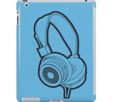 Headphones iPad Case/Skin