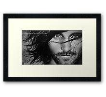 Viggo Mortensen - Aragorn Framed Print