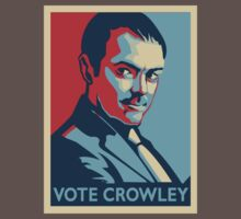 Vote Crowley by angicita