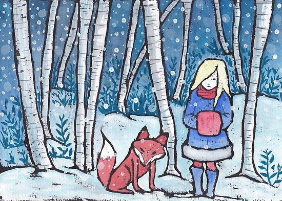 The Snow Child by Anna Davies
