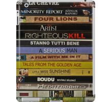 DVD  films iPad Case/Skin