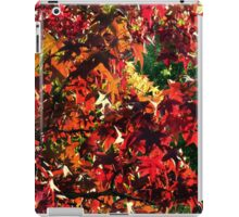 autumn leafs iPad Case/Skin
