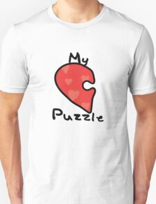Love Puzzle - My Puzzle T-Shirt