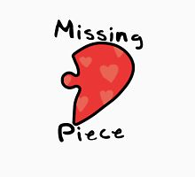 Love Puzzle - Missing Piece Unisex T-Shirt