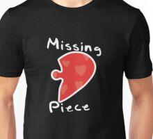 Love Puzzle - Missing Piece Unisex T-Shirt