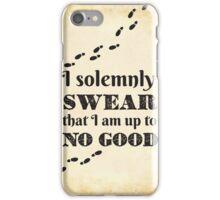 Solemnly Swear iPhone Case/Skin