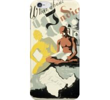 What About India? iPhone Case/Skin