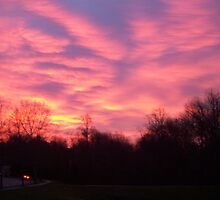 Sunrise in Columbia, MD by JillSchimpf