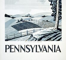 Pennslyvania by Vintagee