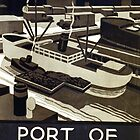 Port of Philadelphia by Vintagee
