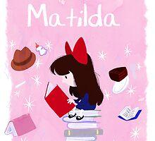 Matilda by sailorswayze