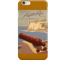 Puerto Rico iPhone Case/Skin
