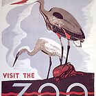 Visit the Zoo by Vintagee