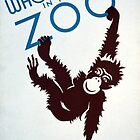 Who's Who in the Zoo? by Vintagee