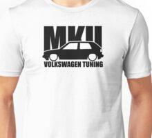 VW Tuning Golf Mk2 Unisex T-Shirt