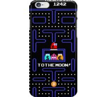 Pac-Man Bitcoin iPhone Case/Skin