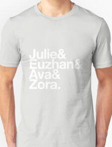"Black Women in Film: The ""Julie"" Unisex T-Shirt"