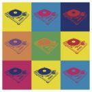 Pop Art 1200 Turntable by retrorebirth