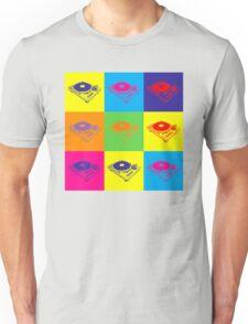 Pop Art 1200 Turntable Unisex T-Shirt