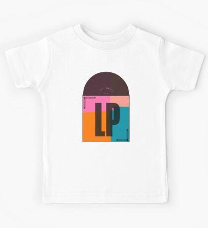 Album LP Pop Art Kids Tee