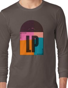 Album LP Pop Art Long Sleeve T-Shirt