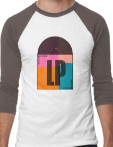 Album LP Pop Art Men's Baseball ¾ T-Shirt