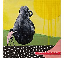 Handle With Care Photographic Print
