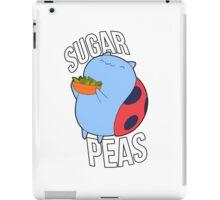 Catbug -- Sugar Peas!! iPad Case/Skin