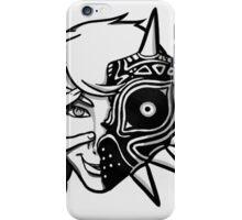 Majora Mask Link iPhone Case/Skin
