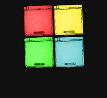 Colored Ink Gameboys Unisex T-Shirt