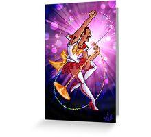 Sailor Freddy Mercury Greeting Card