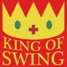 Cesaro, King Of Swing  by UberPBnJ
