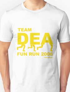 Breaking Bad - DEA Fun Run 2006 T-Shirt