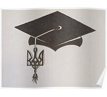 Ukrainian Graduation Poster