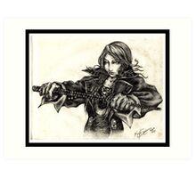 Belmont 2 Art Print