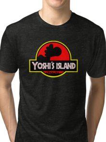 Yoshi's Island Tri-blend T-Shirt