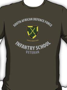 SADF Infantry School Veteran T-Shirt