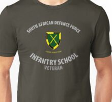 SADF Infantry School Veteran Unisex T-Shirt