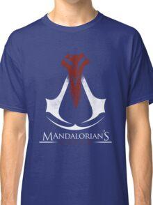 Mandalorian's Creed (black) Classic T-Shirt