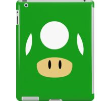 1Up & Mega Mushroom! iPad Case/Skin
