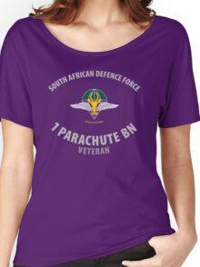 SADF 1 Parachute Bn (Parabat) Veteran Women's Relaxed Fit T-Shirt