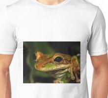 Treefrog Portrait Unisex T-Shirt