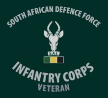 SADF Infantry Corps Veteran by civvies4vets