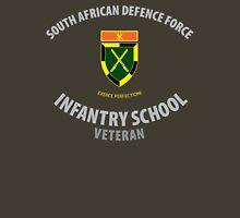 SADF Infantry School (Command Formation Bar) Veteran T-Shirt