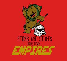 Sticks and Stones Unisex T-Shirt