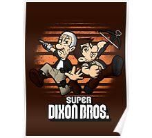Super Dixon Bros. Poster