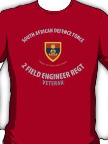 SADF 2 Field Engineer Regiment T-Shirt