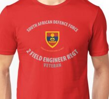 SADF 2 Field Engineer Regiment Unisex T-Shirt