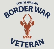 South African Defence Force (SADF) Veteran Shirt by civvies4vets