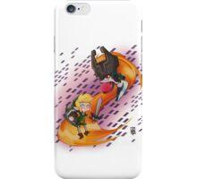 link together iPhone Case/Skin